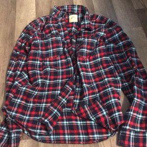 Comfy Hollister flannel